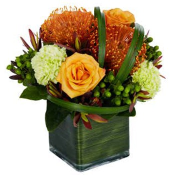 Oakland flowers  -  Victorian Hello Baskets Delivery