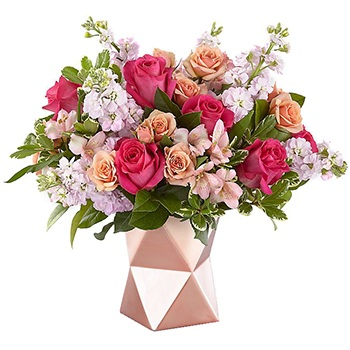 Los Angeles flowers  -  You are On My Mind Bouquet Baskets Delivery