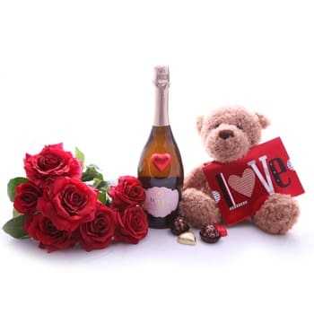 Dar Chabanne flowers  -  Classic Love Flower Delivery