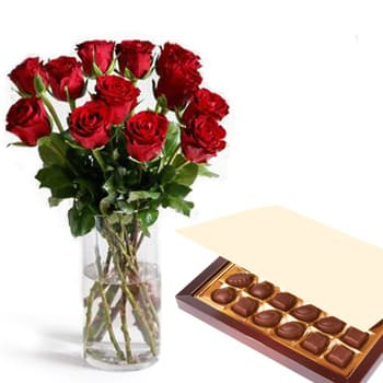 Reunion online Florist - Cupids First Pick Bouquet
