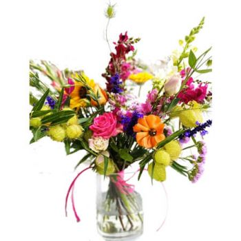 Khenchela flowers  -  Bloom Flower Delivery
