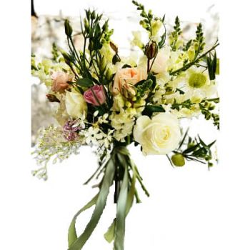 M'Sila flowers  -  Bouquet Paradis Flower Delivery