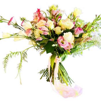 Algiers flowers  -  Summer breeze Flower Bouquet/Arrangement