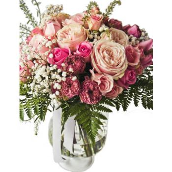 Blida flowers  -  Charlotte in bloom Flower Delivery