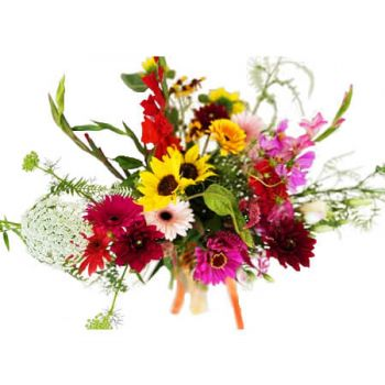 Tiaret flowers  -  Like a summer air Flower Delivery