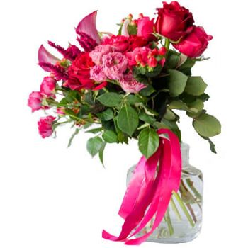 Djelfa flowers  -  Flowerly Delivery