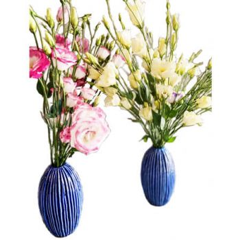 Laghouat flowers  -  Lisianthus Flower Delivery