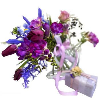 M'Sila flowers  -  Grandma darling Flower Delivery