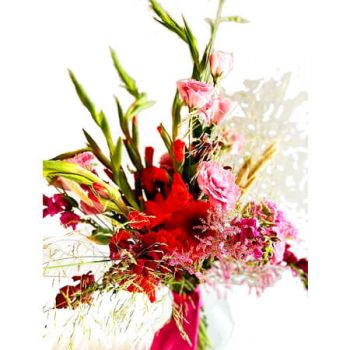 Birkhadem flowers  -  My precious Flower Delivery