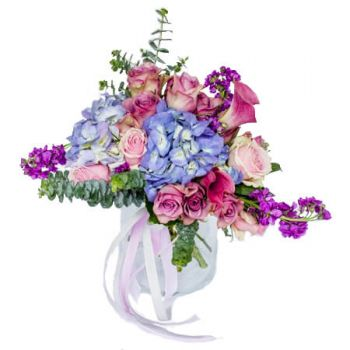 Tiaret flowers  -  Ode to spring Flower Delivery