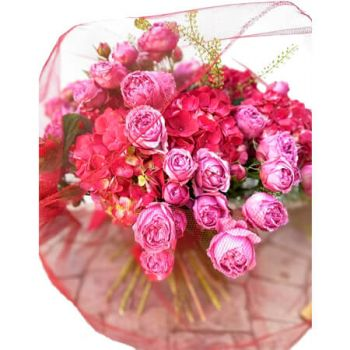 M'Sila flowers  -  Women's Day Flower Delivery