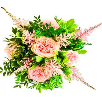 Denmark flowers  -  All pink Flower Delivery