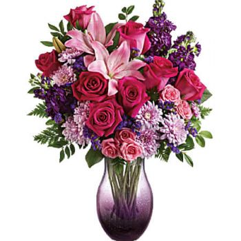 Siloah flowers  -  ALL EYES ON YOU Flower Delivery