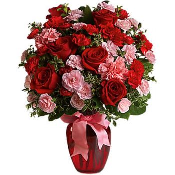 fleuriste fleurs de Chaguanas- DANCE WITH ME Bouquet/Arrangement floral
