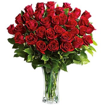 Bethel Town flowers  -  LOVE & DEVOTION Flower Delivery