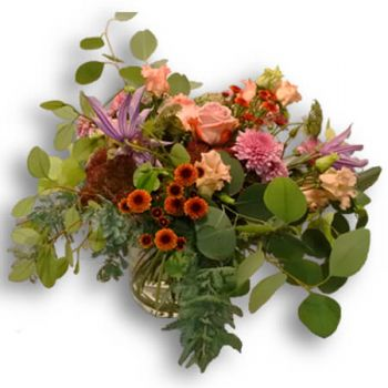 Bern online Florist - Transfigured autumn Bouquet