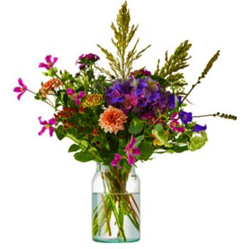 Goes flowers  -  September bouquet Flower Delivery