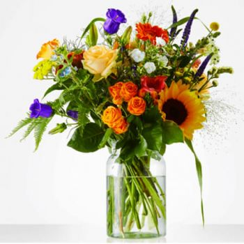 Amsterdam online Florist - Bouquet Appreciation Bouquet
