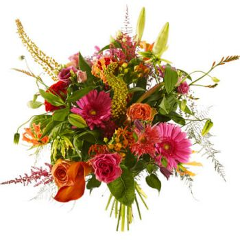 Amsterdam flowers  -  Sweet Seduction Bouquet Flower Delivery