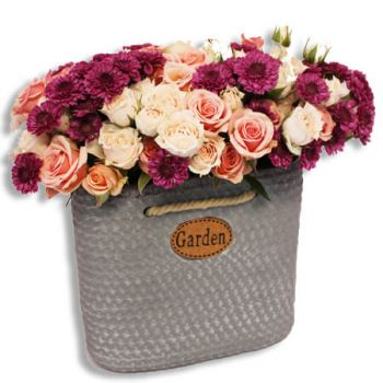 Juncos flowers  -  Romantic gesture Flower Delivery