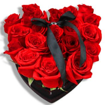 Guaynabo online Florist - Full of love Bouquet