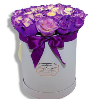 Carolina online Florist - Lively flowers Bouquet
