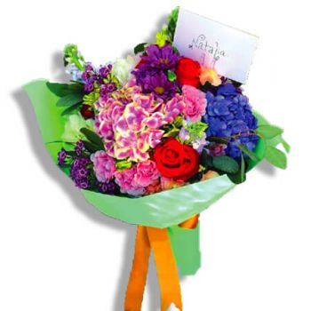 Trujillo Alto flowers  -  Summer rain Flower Delivery