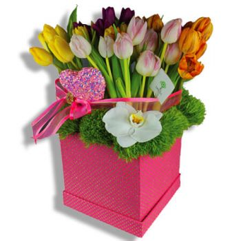 Trujillo Alto flowers  -  Heartbeats Flower Delivery