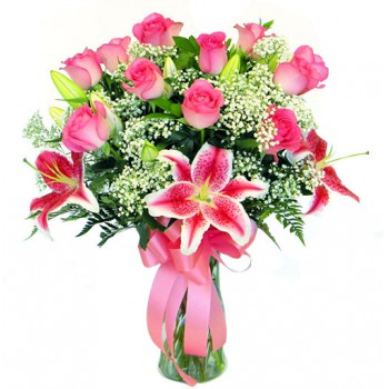 Valladolid flowers  -  Pink Petals Flower Delivery