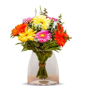 Alboraia flowers  -  California Style Flower Delivery