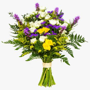 Sueca flowers  -  Atenas Flower Delivery