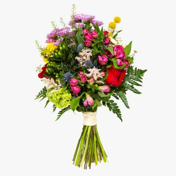 Hernani flowers  -  Haifa Flower Delivery