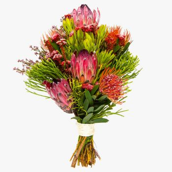 Sotogrande flowers  -  Safari Bouquet Flower Bouquet/Arrangement