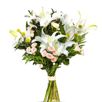 Santa Clara Golf flowers  -  Sevilla Flower Delivery