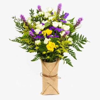 Torremolinos flowers  -  Atenas Style Flower Bouquet/Arrangement