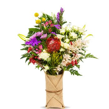 Santurce flowers  -  Bangkok Style Flower Delivery