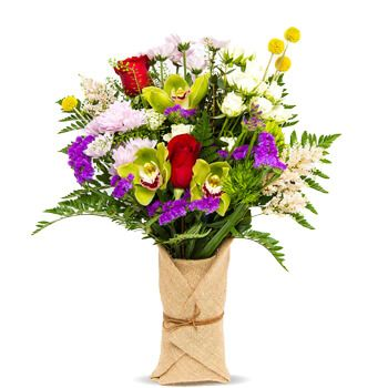 Aguilas flowers  -  The Barcelona Style Flower Delivery