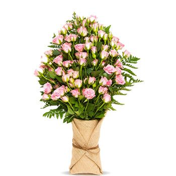 Torrox Costa flowers  -  Granada Style Flower Delivery