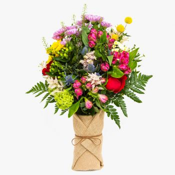 Santurce flowers  -  Haifa Style Flower Delivery