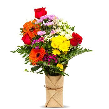 Fuengirola flowers  -  Habana Style Flower Bouquet/Arrangement