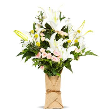 Torrox Costa flowers  -  Sevilla Style Flower Delivery