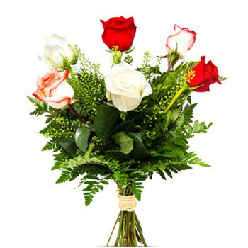 Almeria flowers  -  Nueva Orleans Bouquet Flower Delivery