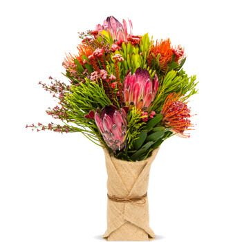 Begues Fleuriste en ligne - Safari Style Bouquet