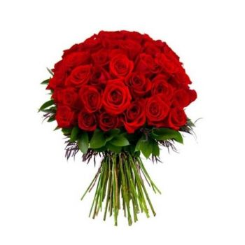Alcacer flowers  -  Madrid Flower Delivery