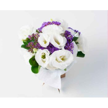 Praia Grande flowers  -  Mini Field Flower Arrangement Delivery