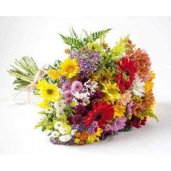 Patos flowers  -  Campo Grande Flowers Bouquet Delivery