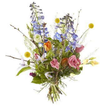 Oisterwijk flowers  -  Bouquet of Spring Airy Flower Delivery