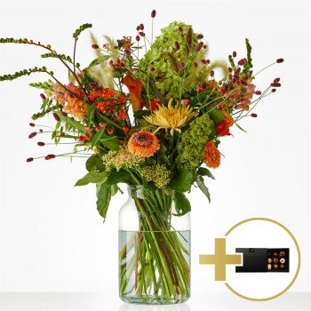 Rotterdam online Florist - Bouquet Stay indoors Bouquet