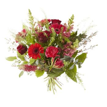 Spijkenisse flowers  -  Bouquet For the most Beautiful Flower Delivery
