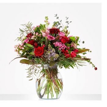 Amsterdam flowers  -  Bouquet You Are Special Flower Delivery